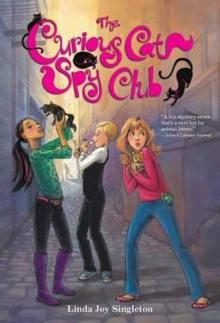 The Curious Cat Spy Club, #1