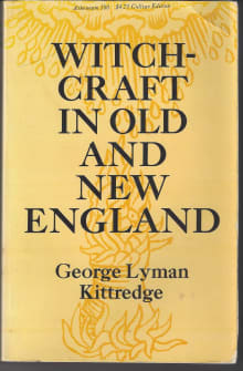 Witchcraft in Old and New England