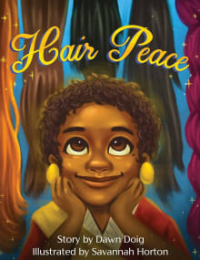 Hair Peace: An inspirational story about positive self-image and perceptions of beauty