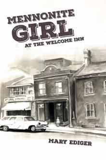 Mennonite Girl at the Welcome Inn