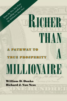 Richer Than A Millionaire: A Pathway to True Prosperity