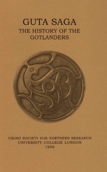 Guta Saga: The History of the Gotlanders