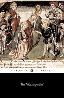 The Nibelungenlied (Translated By A.T. Hatto)