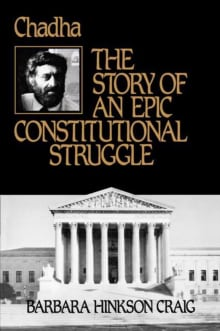 Chadha: The Story of an Epic Constitutional Struggle