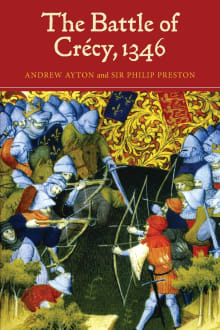 The Battle of Crécy, 1346