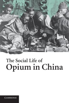The Social Life of Opium in China