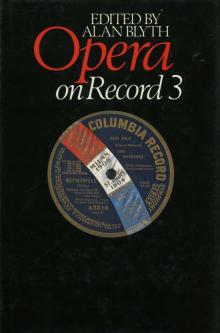 Opera on Record