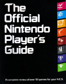 The Official Nintendo Player's Guide NES 1987