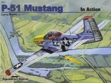 P-51 Mustang in Action - Aircraft No. 211
