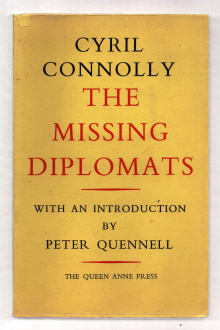 The Missing Diplomats