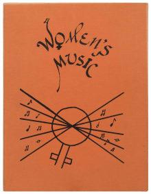 Women in American Music Women's Studies Kresge College University of California