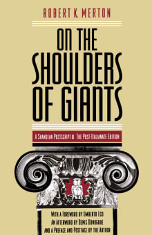 On the Shoulders of Giants: The Post-Italianate Edition