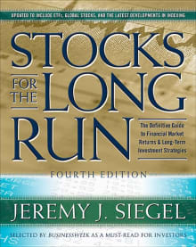 Stocks for the Long Run: The Definitive Guide to Financial Market Returns & Long Term Investment Strategies