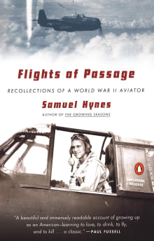 Flights of Passage: Recollections of a World War II Aviator