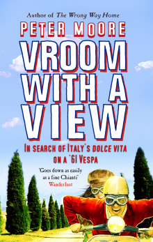 Vroom With a View : In Search of Italy's Dolce Vita on a '61 Vespa