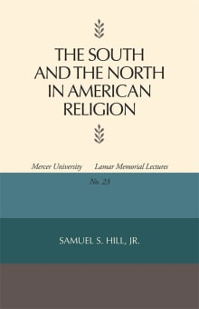 The South and the North in American Religion