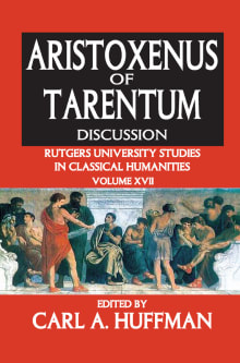 Aristoxenus of Tarentum