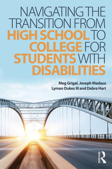 Navigating the Transition from High School to College for Students with Disabilities
