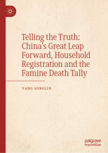 Telling the Truth: China's Great Leap Forward, Household Registration and the Famine Death Tally