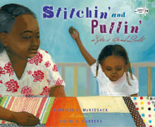 Stitchin' and Pullin': A Gee's Bend Quilt