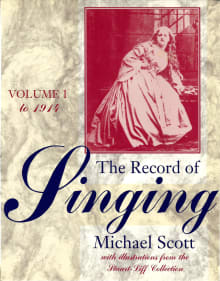 The Record of Singing Vol. 1