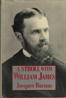 A Stroll With William James