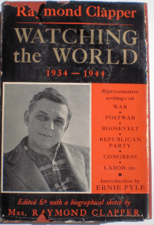 Watching The World: 1934-1944