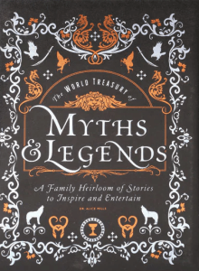The World Treasury of Myths & Legends