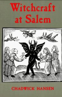 Witchcraft at Salem