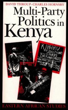 Multi-party Politics in Kenya