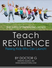Teach Resilience: Raising Kids Who Can Launch