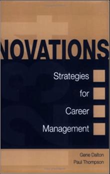 Novations: Strategies for Career Management