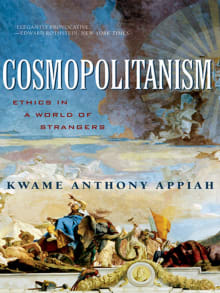 Cosmopolitanism: Ethics in a World of Strangers