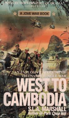 West to Cambodia
