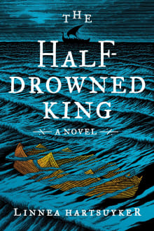 The Golden Wolf Saga: The Half-Drowned King