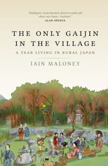 The Only Gaijin in the Village