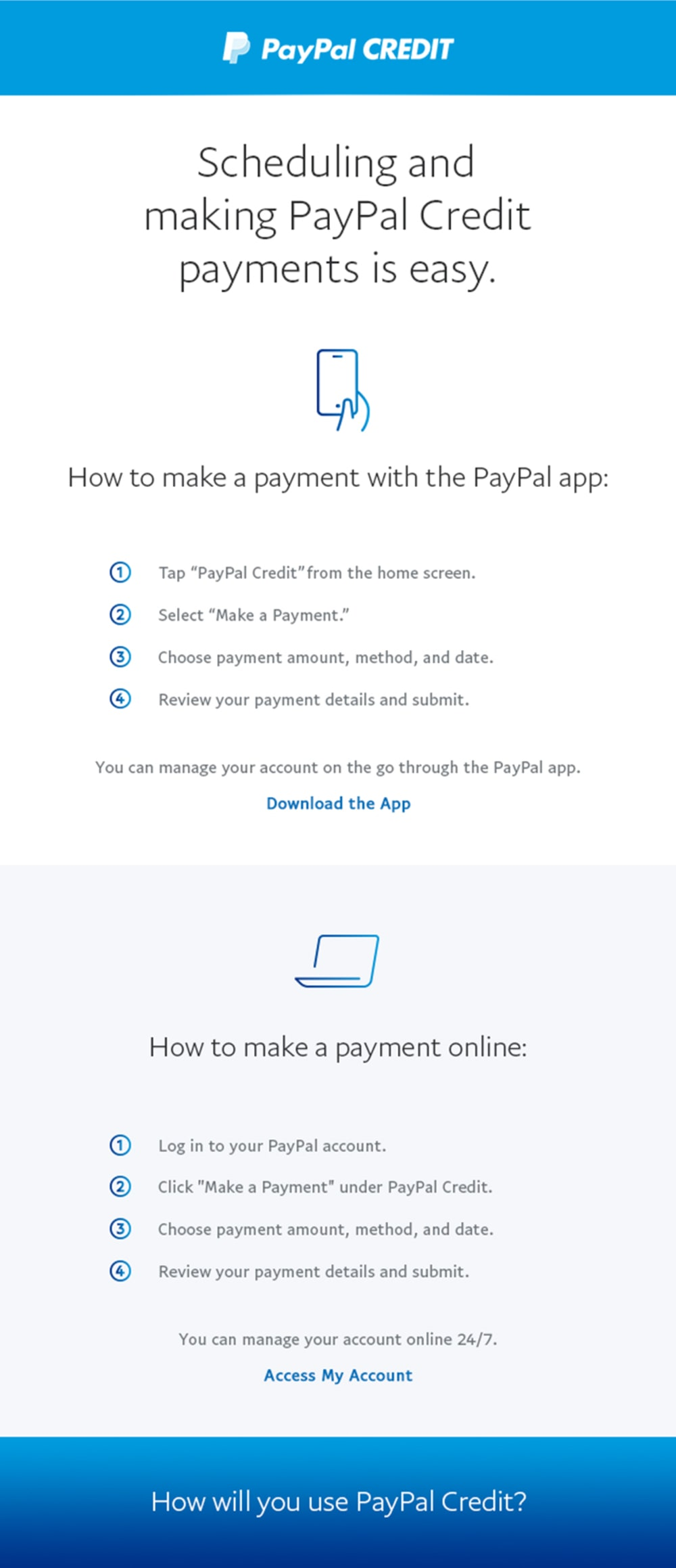 PayPal Credit Carousel 3 c