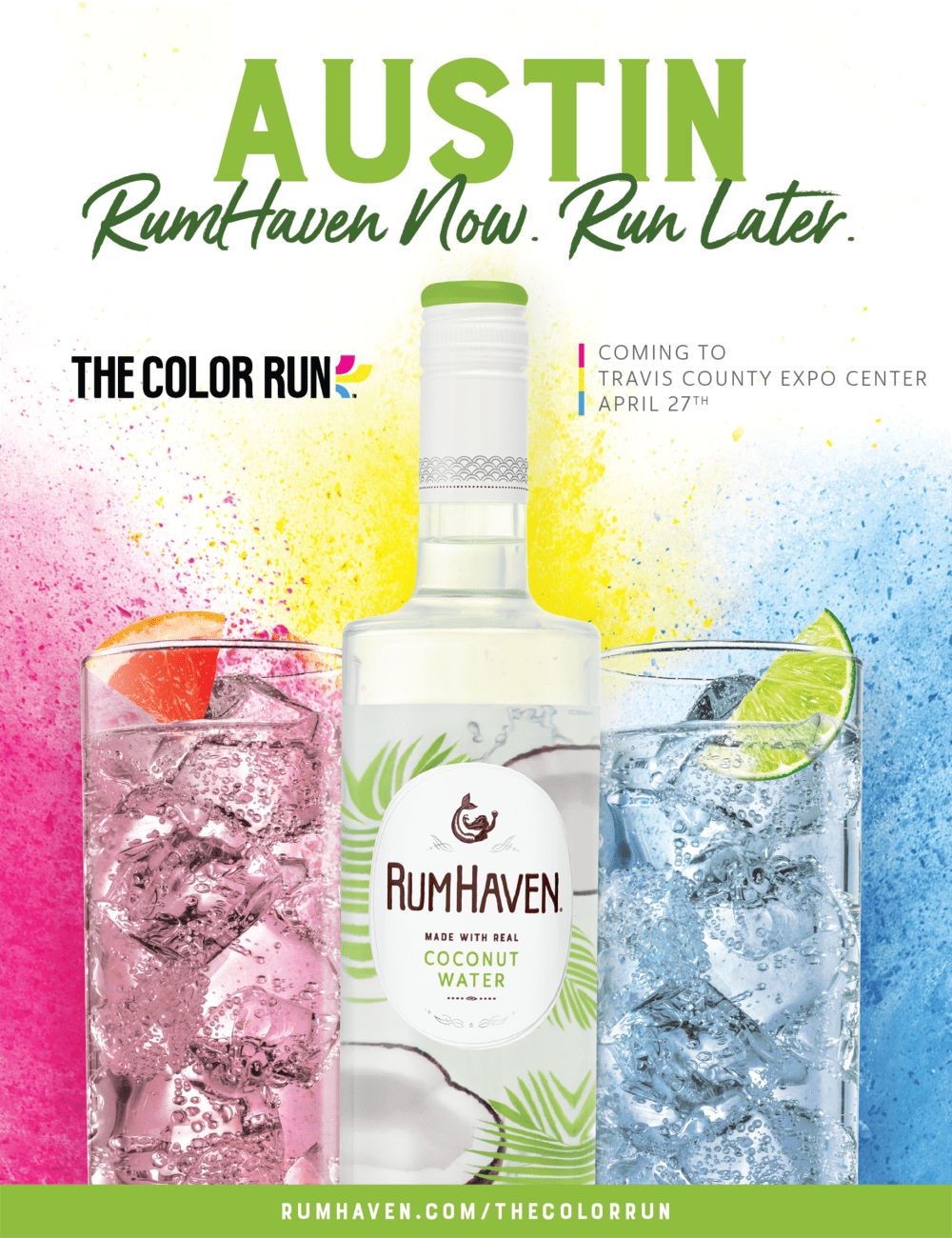 ColorRun Poster