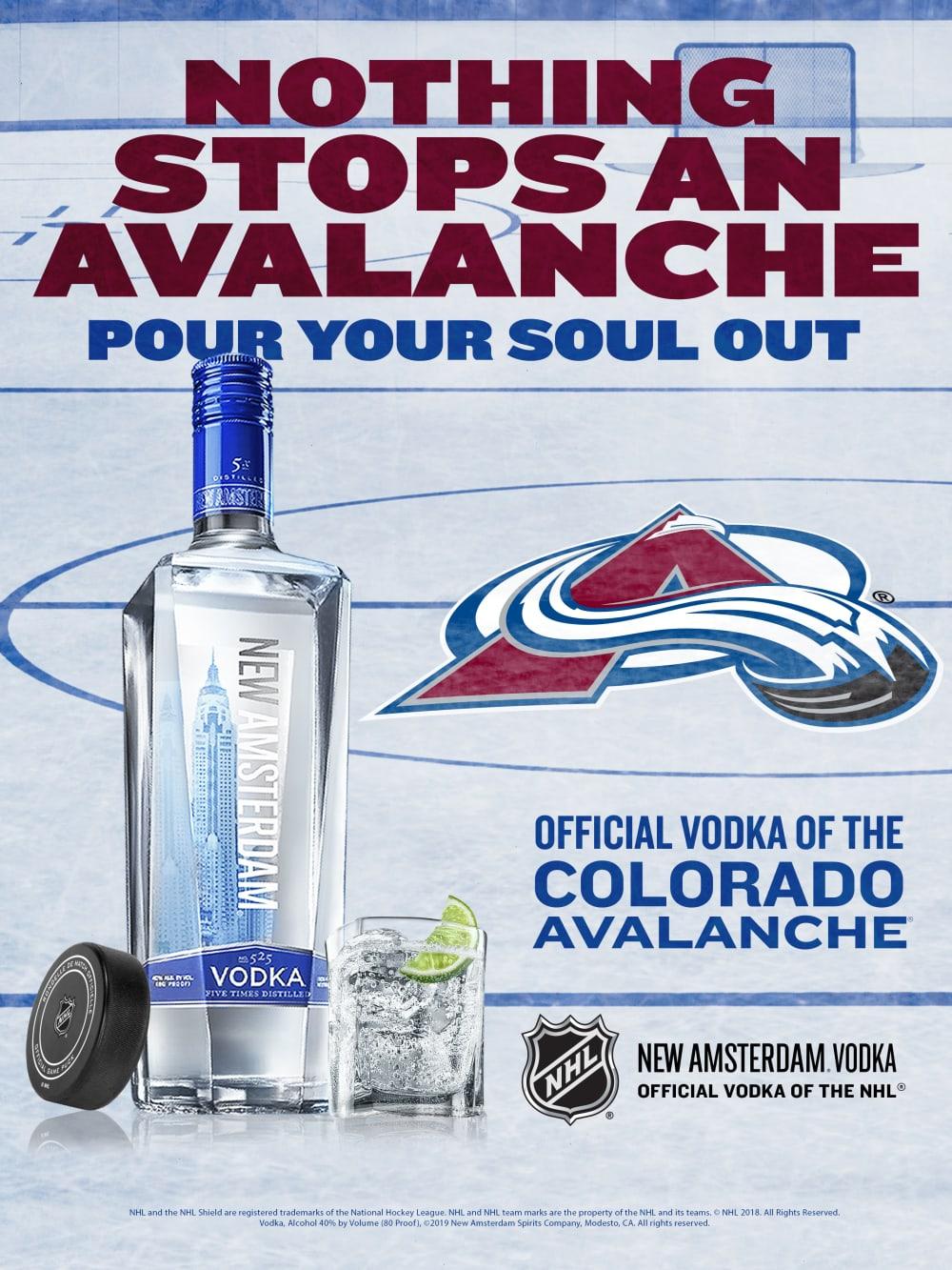 NAV Local NHL Colorado Avalanche