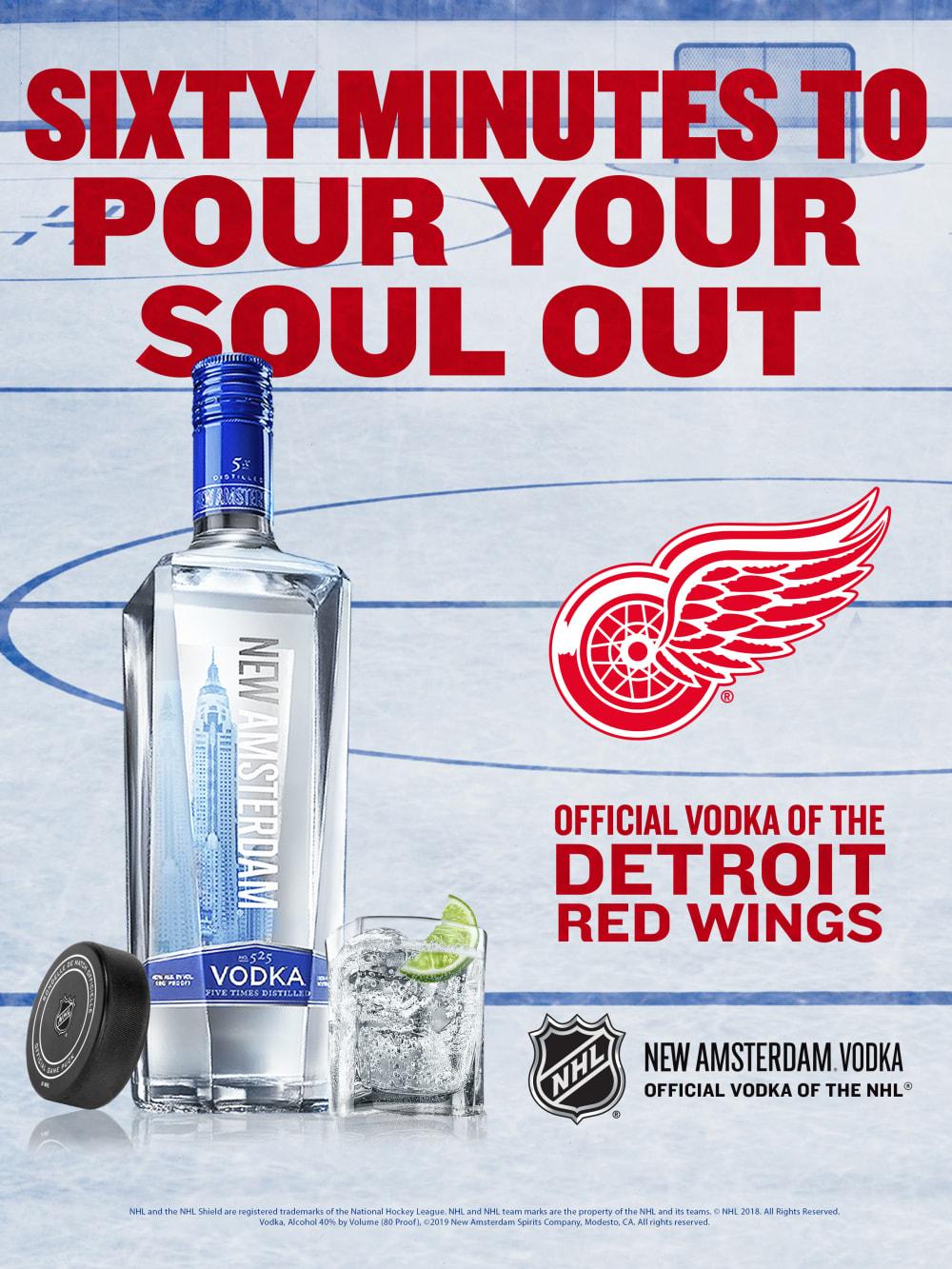 NAV Local NHL Detroit Red Wings