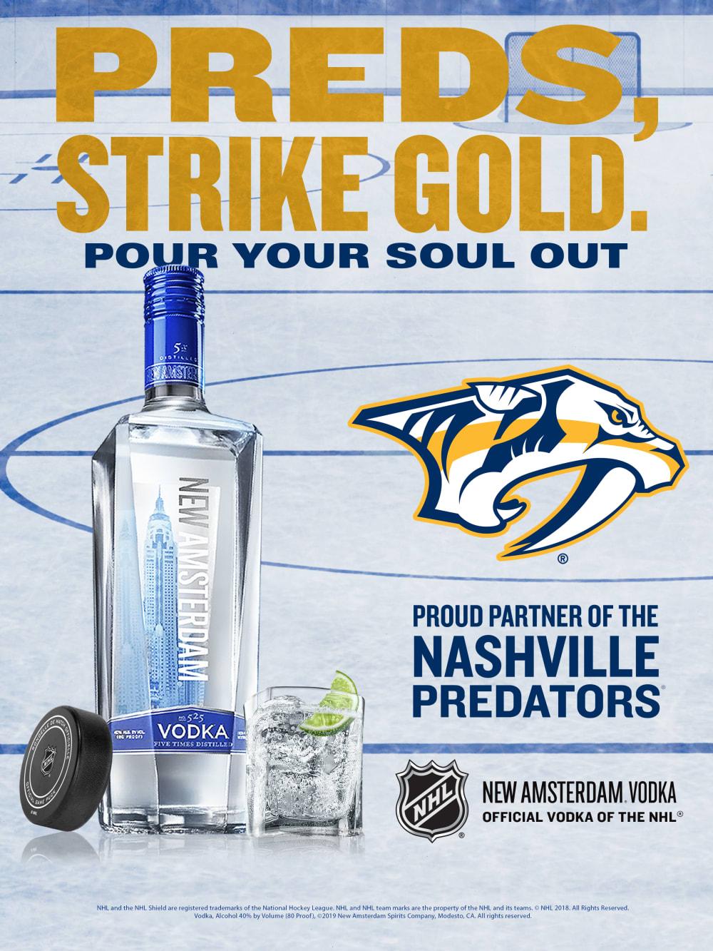 NAV Local NHL Nashville Predators
