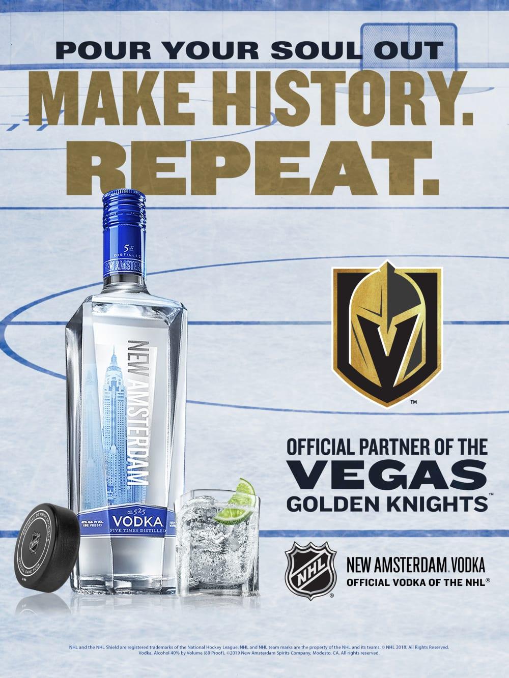 NAV Local NHL Vegas Golden Knights