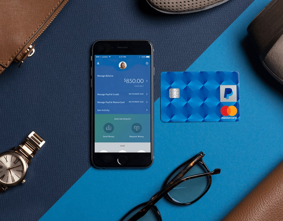 PayPal Cashback Mastercard Example Project Image