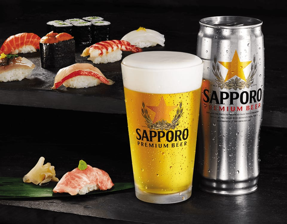 Sapporo International Sushi Day Example Project Image