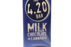 Choc. Bar - Milk Chocolate image