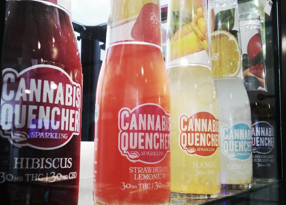 Cannabis Quencher 30mg THC Product image