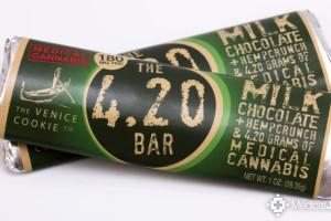 420 Bar - Milk Chocolate Hemp Crunch image