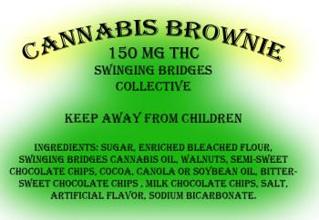 Swinging Bridges, Powerful Brownies image