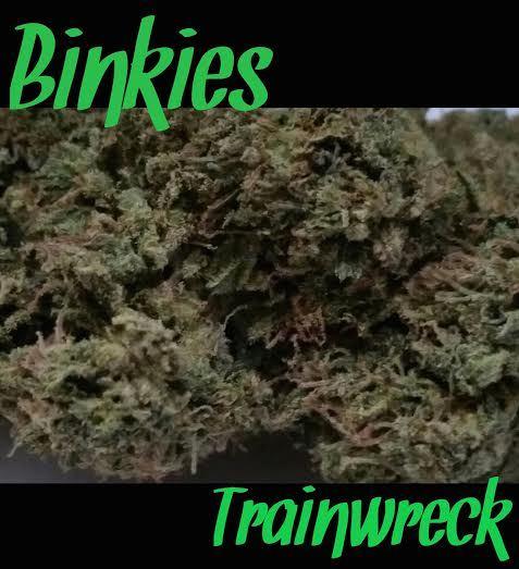 Trainwreck   Sativa Hybrid Mail Order Marijuana   CBD Oil ...