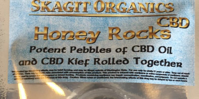 CBD Honey Rocks